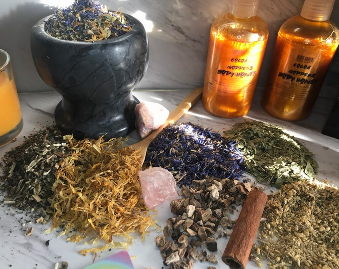 Featured listing image: Yoni Steam vaginal steam bath herbal bath