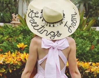 Greetings From... Honeymoon Hat™