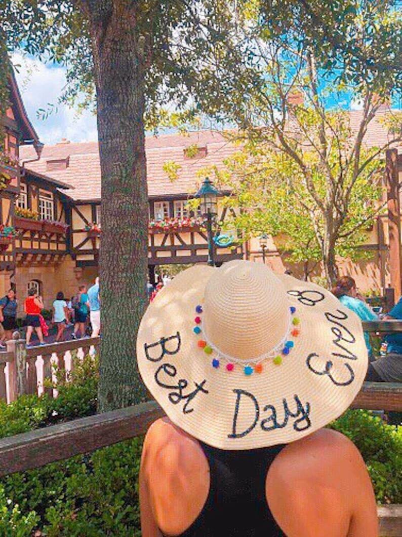 c6334b6a1 Best Day Ever! Honeymoon Hat™