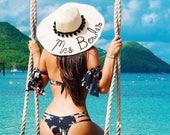 THE ORIGINAL Custom Honeymoon Hat™/Mrs. Hat