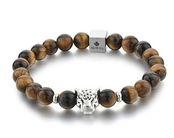 Tiger Eye Beaded Bracelet (Pre-Order)