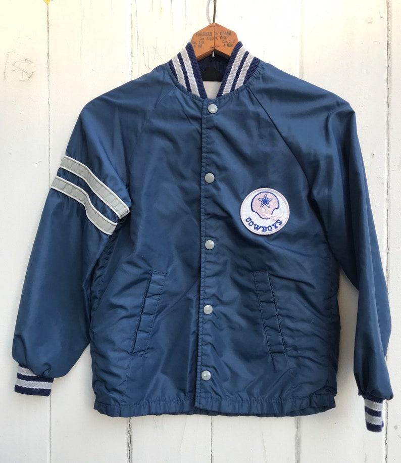 more photos 1beb8 da00a Vintage 1970s Sears NFL your jacket - Dallas Cowboys Jacket Sz 10-12