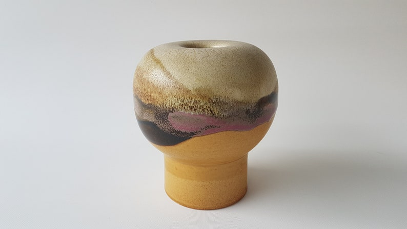 Stunning Barbara Stehr studio vase image 0