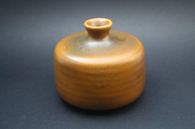 Heiner Balzar Extremely rare studio vase image 0