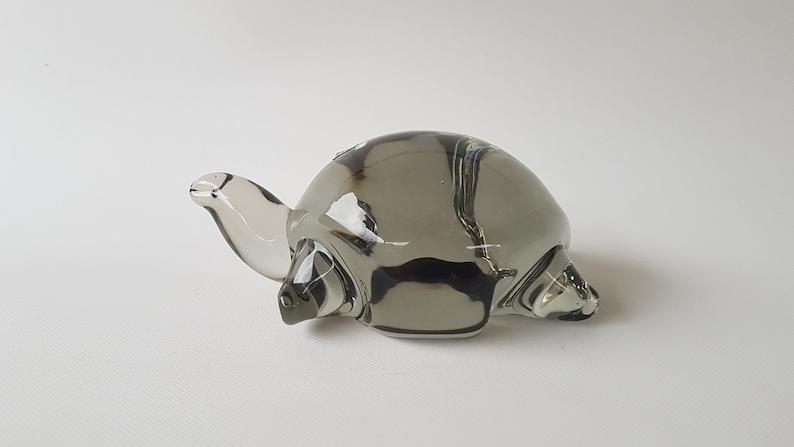 Livio Seguso turtle sculpture for Gral glass image 0