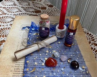 Come To Me LOVE SPELL Kit | Romance, Attraction Follow Me Boy | Witchcraft , Hoodoo Spell, Conjure,