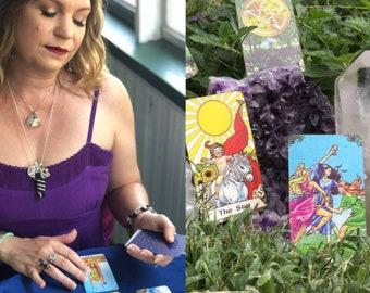 PSYCHIC Guidance TAROT READING | Intuitive Reading, Akashic Reading, Tarot Counslor