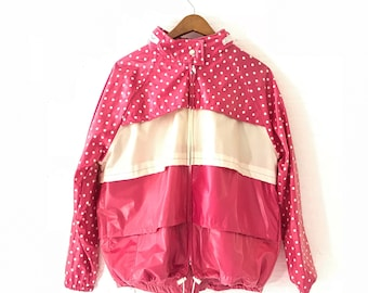 33e5e83a86 MINNIE MOUSE Vintage Clothing Vintage WINDBREAKER Jacket Women Windbreaker  Vintage Vintage Tracksuit Women Vintage Disney Vintage Activewear