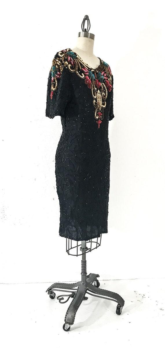 80s Vintage Clothing 80s VINTAGE DRESS 80s Formal… - image 4