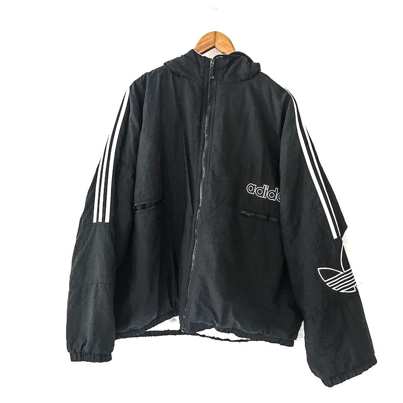 Torbellino harto Labor  Vintage ADIDAS Vintage Jacket ADIDAS JACKET Adidas Windbreaker | Etsy