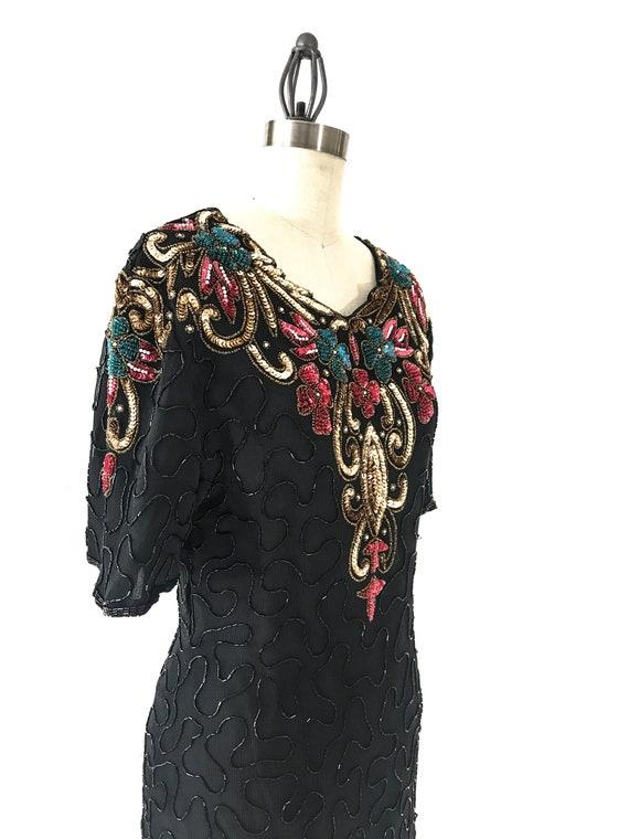 80s Vintage Clothing 80s VINTAGE DRESS 80s Formal… - image 5