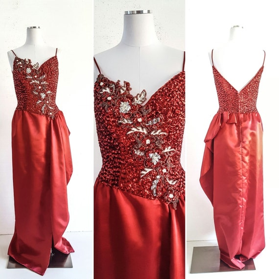 80s Clothing Women 80s Prom Dress 80s Dress 80s Party Formal Etsy