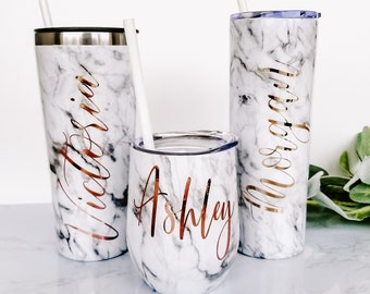 Personalized Tumbler Etsy