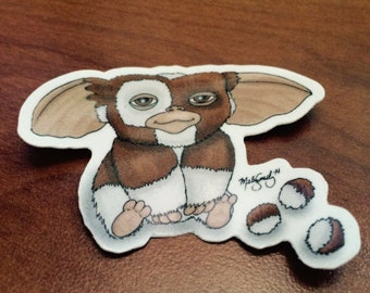 Mini Gizmo sticker!