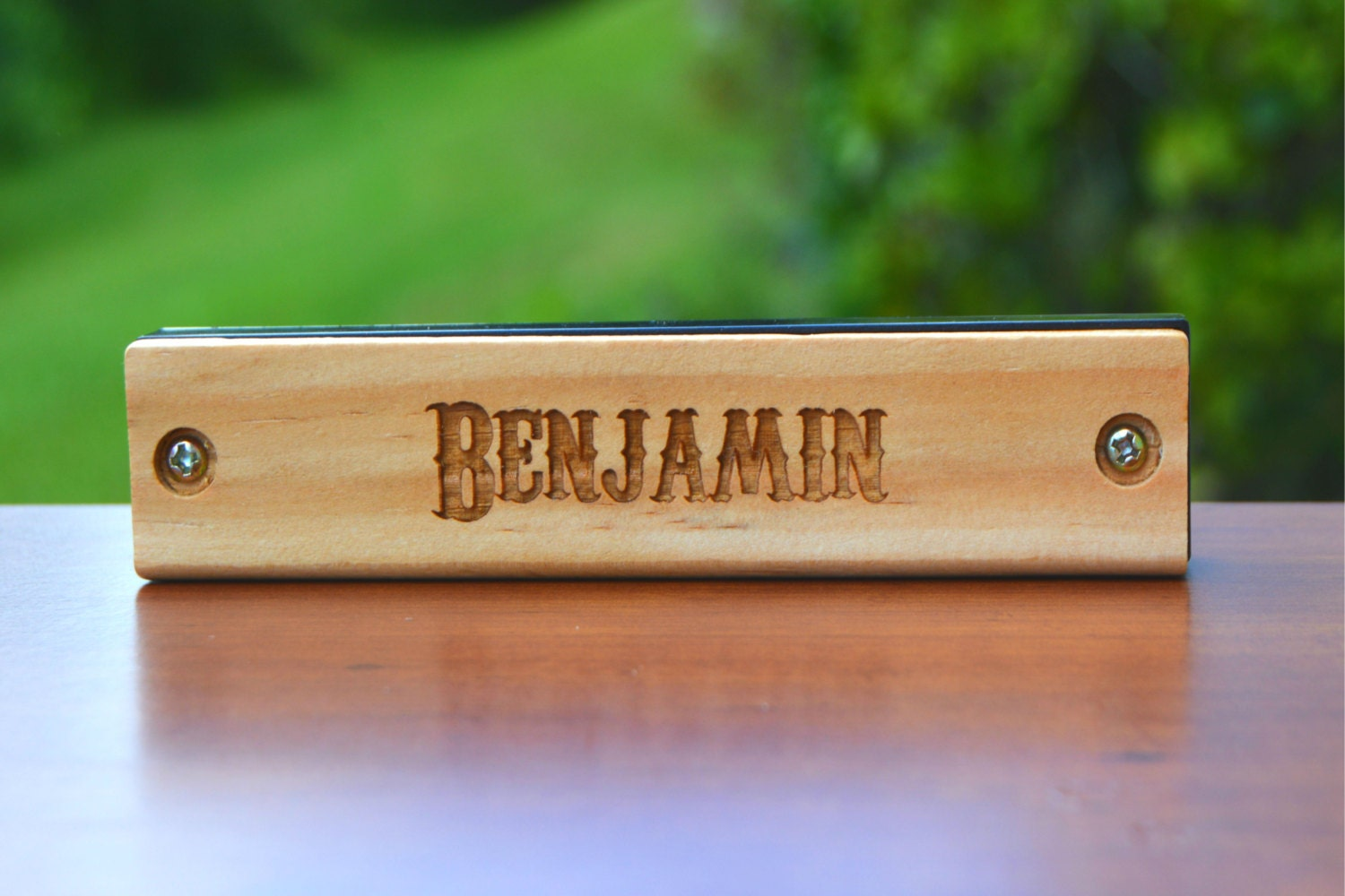 Kids Gift Personalized Harmonica Wedding Gift For Kids Etsy