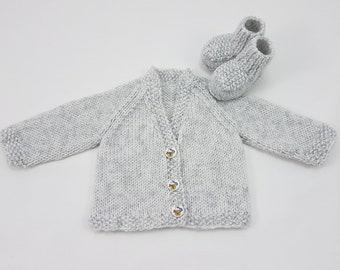 658ff6b22dcf Tiny baby sweater