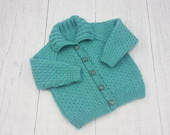 8853a9e36cc355 Grootte: 3-6 maanden (62-68cm hoogte) baby vest, nieuwe babygift, unisex  baby trui, Unisex babygift, unisex baby shower gift