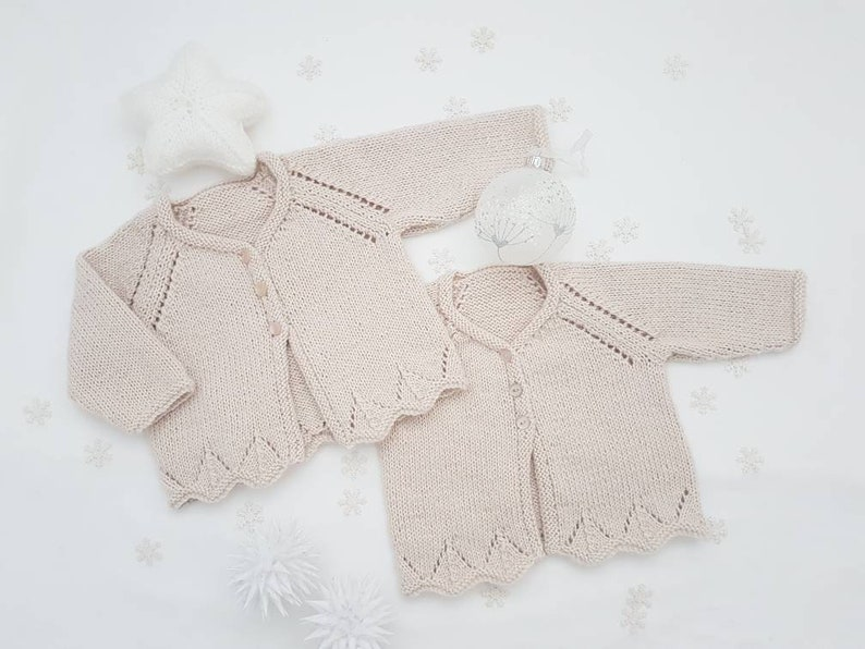 ef2b0d5b05af Baby sweater Size  Up to 3 Months 56-62cm Height Beige baby