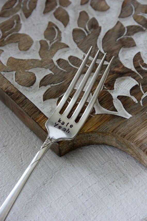 Kale Yeah, Stamped Fork