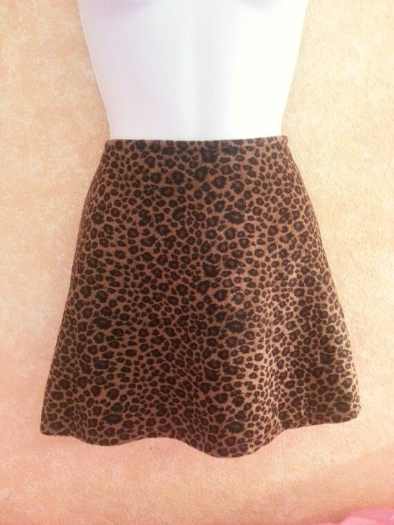 Custom Fit Flair Only Animal Order Bridal Mini amp; Leopard Listing Dress Sexy Skater Skirt Print Party 0nz0wrq
