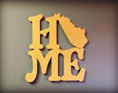HOME STATE (Kentucky), DIY, Craft, Wooden