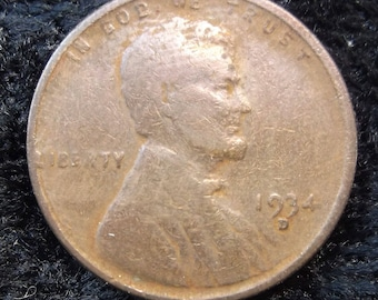 1926 Lincoln Cent VF-20 1926 Lincoln Penny 1926 Wheatie | Etsy