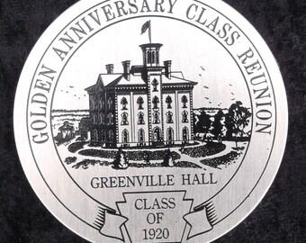 Greenville datiert
