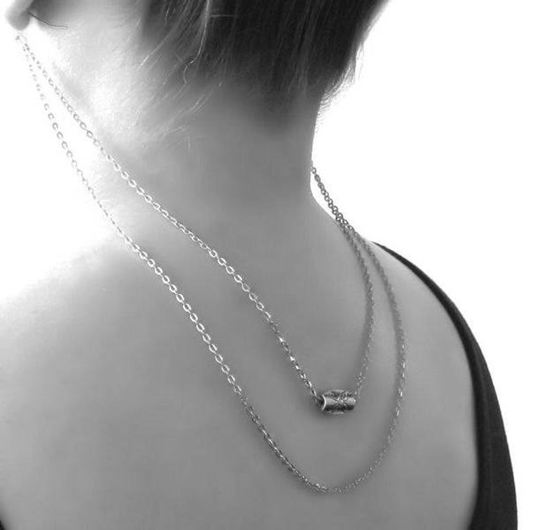 Earlace Wrap Around Chain Earrings Back Jewelry Behind the Neck Earrings Back Earrings Chain Earrings Ear Chains Ear Lace Earlace