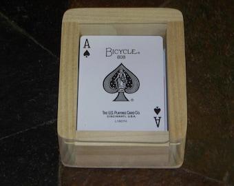 Playing Card Holder/Rack