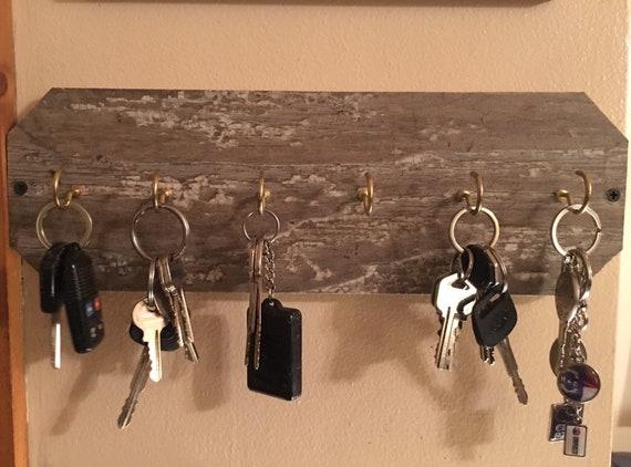 Key Rack Key Holder Key Hook Key Organizer Wall Key Etsy