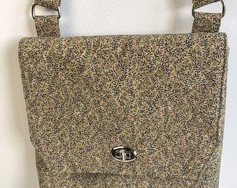 Cork Crossbody Bag Pattern