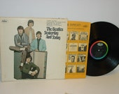 The Beatles Yesterday and Today. T2553 Vinyl LP Mono 1966 Capitol Records Free S H,