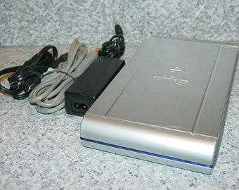 Iomega  31641200 250Gb External USB Hard Drive Model MDHD250-U