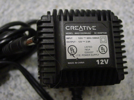 JBL Creature Speaker  Power Supply 18VAC 3.5A Adapter