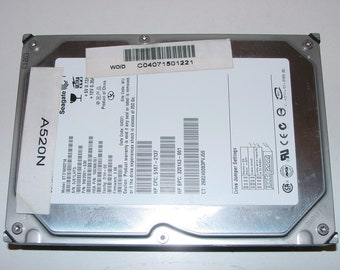 Seagate ST3160021A,HP CPC 5187-2137 160GB IDE 3.5 Hard Drive 9W2001-030