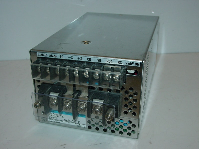 Cosel P300E-12 DC 27A ACDC Switching Power Supply New Japan