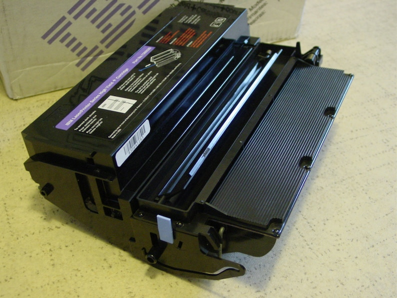 Genuine Lexmark 1380520 Printer Toner Cartridge for IBM 4019 4028 4029 WinWrinter 600