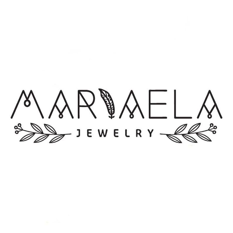 mariaela MARIAELA bohemian jewelry big ring organic Moss Agate ring boho ring raw nature ring hippie style