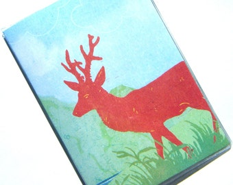 Passport Holder Cover Case -- The Great Outdoors