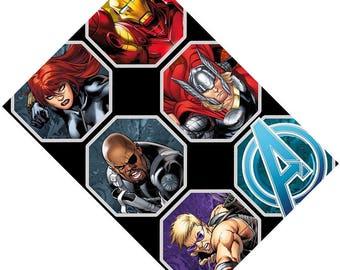 Passport Holder Cover Case  -- Avengers