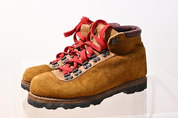 Original Log Master Lasco Hiking Boots mens size 1