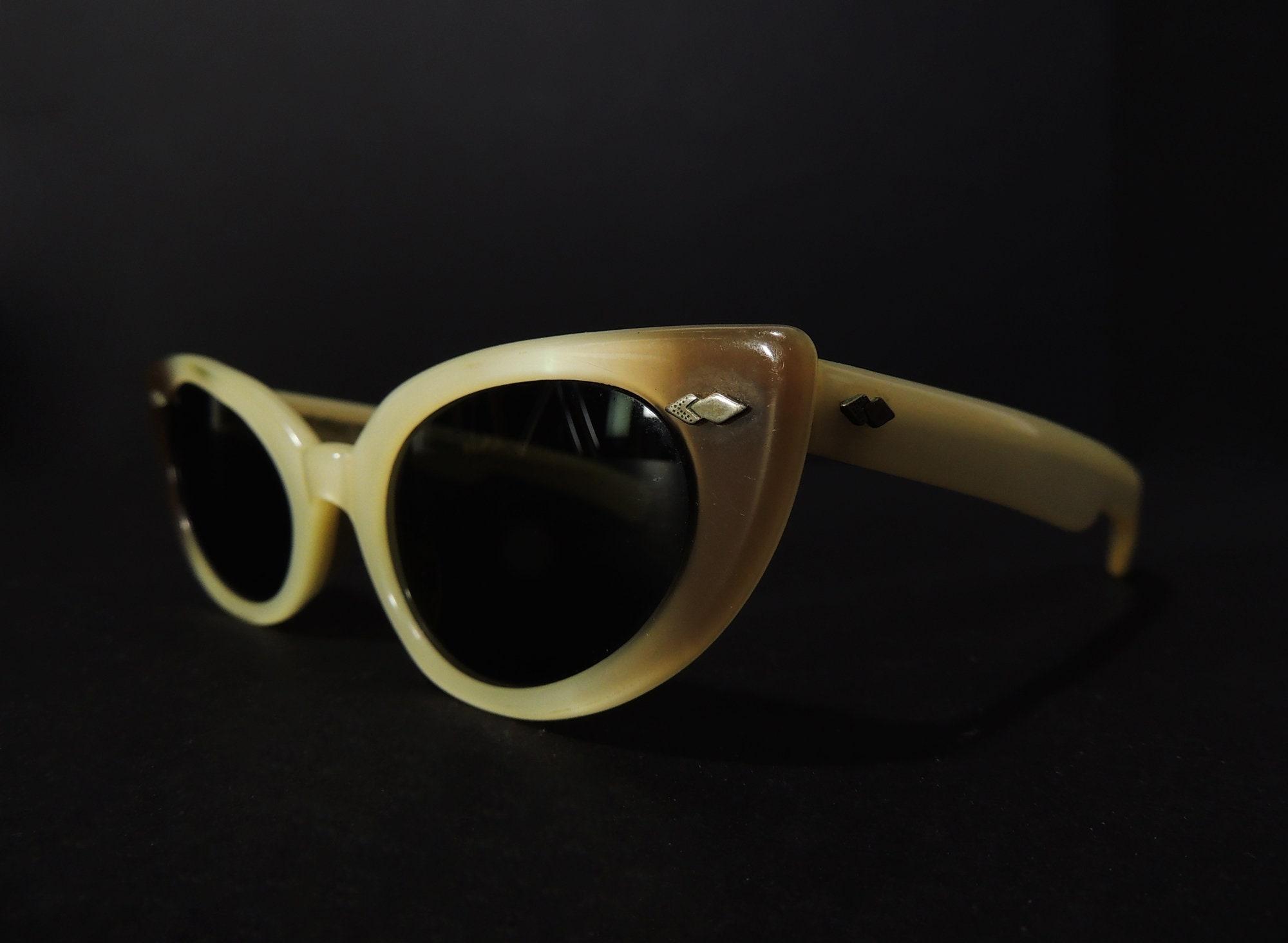 MCM Era American Optical Calaban Sunglasses