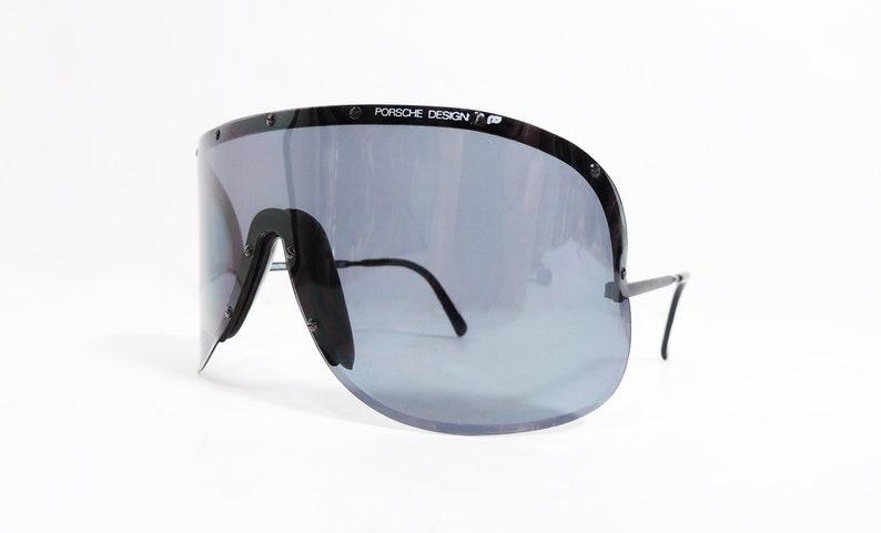 c24c3b3a959 Vintage Carrera Porsche Design 5620 90 Shield Sunglasses