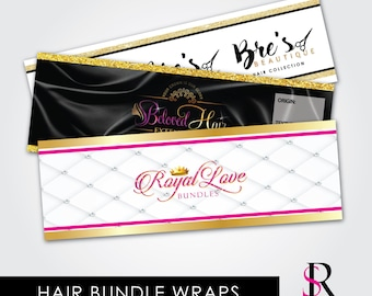 Hair Bundle Wraps