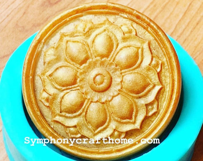 yoga symbol mold, #symbol mold, flower mold, #soap mold,DIY silicone mold, Lotus mold, gelatin mold, cake mold, sugar craft mold