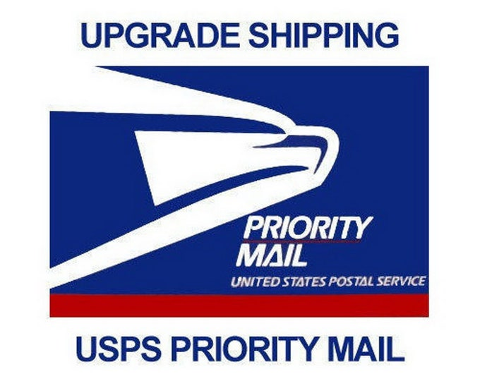 shipping upgrade 2-3 Day Delivery , PRIORITY Mail SHIPPING Upgrade USPS