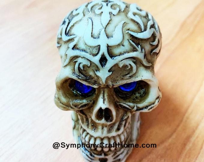 3D skull mold, #skull mold #Halloween mold silicone skull mold #soap mold skull gelatin mold, 3D skull candle mold skull cake mold