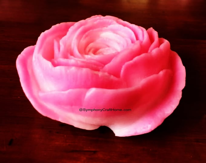 3D rose mold, 3D big rose mold, rose silicone mold, rose sugar mold, big rose mold, candle rose mold, #rose mold, soap mold, 3D soap mold