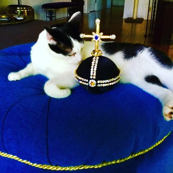 Coronation Orb trinket box