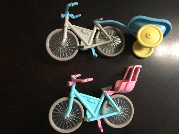 1997 Fisher Price Dollhouse Accessories Fisher Price Loving Etsy